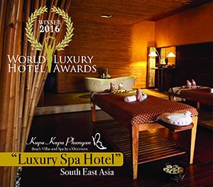 hotel luxury awards